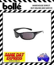 Bolle Raptor Dark Gun Metal Frame, Smoke Lens