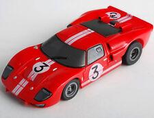 AFX Ford GT40 #3 Dan Gurney HO Slot Car Mega G+ MegaG+ 21032 Aurora Tomy