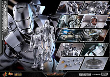 Hot Toys Marvel Iron Man Iron Man Mark II 2 Diecast 1/6 Scale Figure In Stock