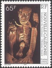 New Caledonia 1995 Pacific Sculpture/Art/Sculptors/Artists/People 1v (n45803)