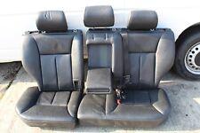 Mercedes E Klasse W210 Kombi Rücksitzbank Leder Sitzbank Sitz Ledersitze MAL