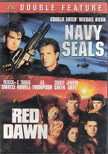 Navy Seals/Red Dawn (DVD, 2006, 2-Disc Set)
