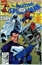 Amazing Spiderman # 355 (Mark Bagley) (Estados Unidos, 1991)