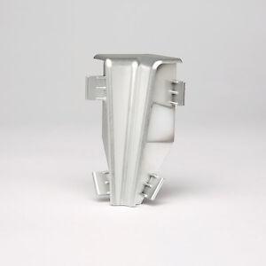Innenecken, Aussenecken, Verbinder und Abschlüsse für Sockelleisten in 60mm