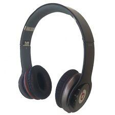 Beats by Dr. Dre Solo HD Glossy Black On Ear Headphones SHIP FREE