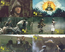 Monty Python And The Holy Grail Movie Widevision 1996 Cornerstone Base Card Set
