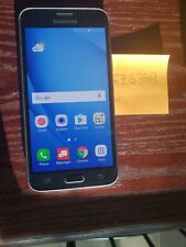 Samsung Galaxy J3 SM-J320VPP - 8 GB - Black (Verizon) Smartphone
