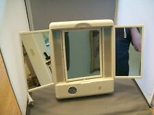 General Electric Lighted Make Up Mirror Model 106658