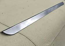 1955 1956 1957 Chevy Wagon Tailgate Sill Plate NEW Polished SS Madmooks