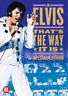 DVD ELVIS PRESLEY- THAT'S THE WAY IT IS - EDITION SPECIALE  - ZONE 2