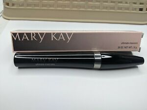 Mary Kay Ultimate Mascara BLACK - Full Size  # 017657 New and Fresh