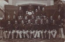 NÖ: Gruß aus Sitzenberg / Tulln ca. 1900 Freiwillige Feuerwehr
