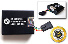 BMW & MINI R55 R56 ELV Counter Steering wheel column LOCK Emulator, Repair FIX