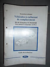 Ford : documentation atelier Gaz Naturel Comprimé GNC GNV - 1999 CG7789