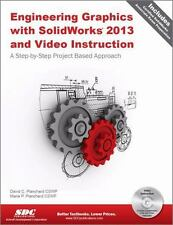 Engineering Graphics with SolidWorks 2013 and Video Instruction DVD by David Pl