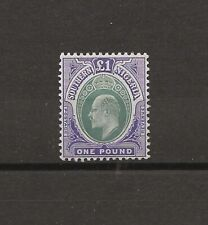 SOUTHERN NIGERIA 1906 SG 32a MINT Cat £325