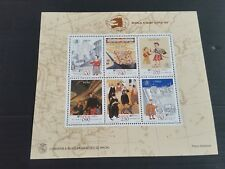 MACAO 1989 SG MS712 WORLD STAMP EXPO 89 STAMP EXN MNH (M)