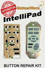 Button Repair Kit for Niles IntelliPad Ci SOLO Master Keypad