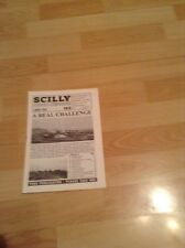 Scilly Up To Date Magazines x 10