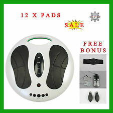 Electromagnetic Wave Pulse Circulation Foot Booster +Tens Massager + Hand Balls