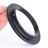 55mm Marco Reverse Adapter Ring For Nikon AI AF Mount