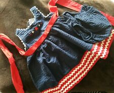 Patriot Dress authentic kids NWT size 6 Months and bloomers