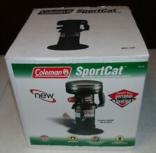 New IN Box Coleman SportCat 5031-700 Propane Catalytic Heater Clean Flameless