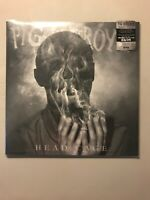 PIG DESTROYER HEAD CAGE WHITE VINYL LP Brand New limited To 500 copies rare