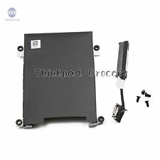Dell Latitude 5490 E5480 HDD Cable Connector 80RK8 +Caddy Frame Bracket 0NDT6 US