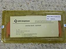 NEW - JDSU 1x2 Fiber Optic Coupler 1/99, Polarization Maintaining 1% Tap