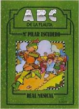ABC De La Flauta. para grabadora, Nuevo, Libro Musical Real