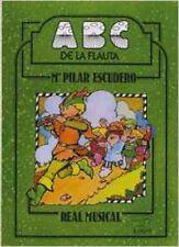 Abc de la Flauta. For Recorder, New, Real Musical Book