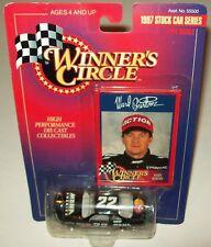 Ward Burton 1997 MBNA #22 Pontiac Grand Prix 1/64 Winners Circle