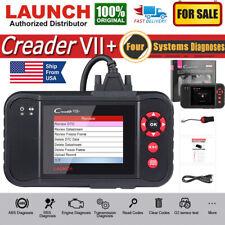 LAUNCH X431 CR629/VII+ Car ABS SRS Engine Diagnostic Scanner OBD2 Code Reader