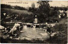 CPA St-Etienne-De-Montluc-La Recuse (250791)