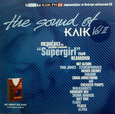 The Sound Of Klik 2 - VARIOUS  / CD GREECE Promo NM 2001 Reamonn Erasure etc
