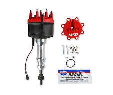 Msd 858051 351w Distributor For Edelbrock Victor Jr Withsteel Gear For F 150f 250