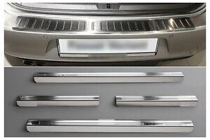 Ladekantenschutz und Einstiegsleisten für VW Passat B6 3C Variant Bj.2005-2010