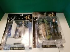 X Files Mulder & Scully Figures  New in Pack