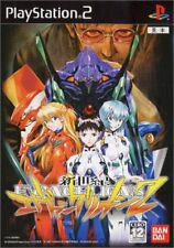 USED PS2 Neon Genesis Evangelion 2