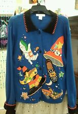 Halloween Ugly Sweater - XL