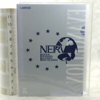 *CF0337 Japan Anime Clear File Evangelion