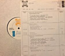 RADIO SHOW: 10/22/86 ELLIE GREENWICH! SHIRELLES, DIXIE CUPS, CRYSTALS,RONETTES