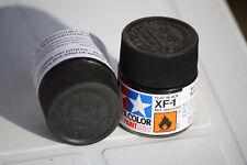Tamiya Peinture Pot 10ml XF1 Matt Black