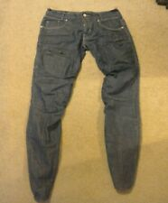 Police Jeans 883 Engineered Button Fly VGC