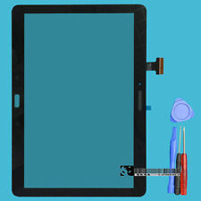 For Samsung Galaxy Note 10.1 SM-P600 black Touch Screen Digitizer Glass Lens