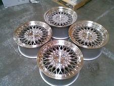"18"" Avant Garde M220 Wheels For VW Jetta Passat 5X100 18-Inch Mesh Rims Set (4)"