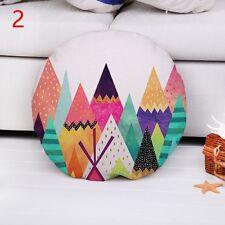 BN wonderfully colourful round cushion cover #2