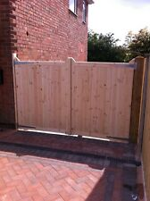 DRIVEWAY GATES CUSTOM MADE TO YOUR REQIUREMENTS