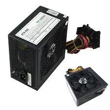 More details for 500w power supply atx computer pc psu unit 500 watt 12cm silent fan